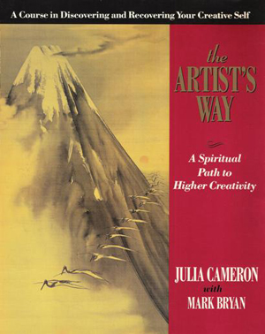 Copyright Artist's Way by Julia Cameron cowritten by Mark Bryan